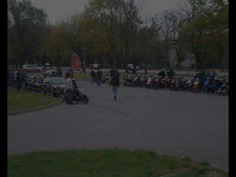 Kretingos moto sezono uzdarymas 2008