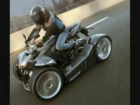 MONSTER QUAD AND TRIKE