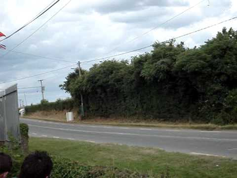Skerries Road Races Crash 2010