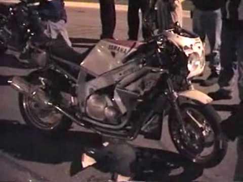 Motorcycle Crash Montage