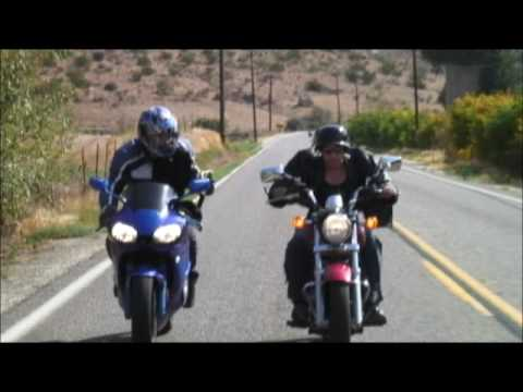 Cruiser vs Sport Bike - Fight Scene ('Road Rash' Live Action , Chain & Nunchucks)