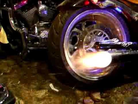 Garsiausias motociklas Svėdasuose