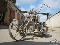 IV vieta - Coffin sidecar - Aut. Krestas