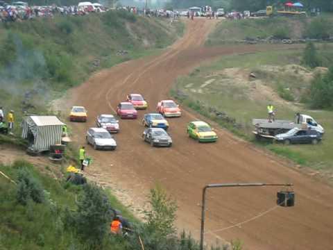 Autokrosas Getaute 2010-08-08 1600i B finalas