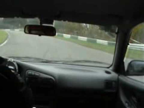 Kacergines Nemuno ziedas Mitsubishi Colt Gti onboard