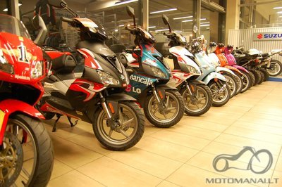 Prekyba motociklais