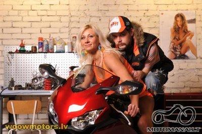 Krosinių motociklų servisas