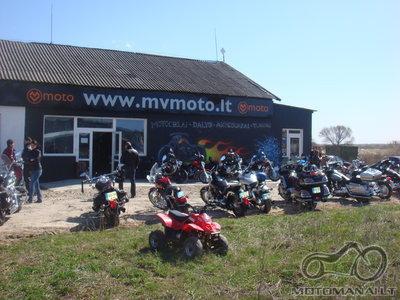 Motociklų remontas Klaipėdoje