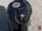 Šalmų, motociklų tuning/custom.